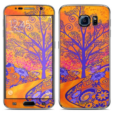 Samsung Galaxy S6 Skin - Sunset Park