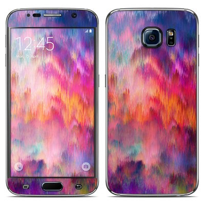 Samsung Galaxy S6 Skin - Sunset Storm