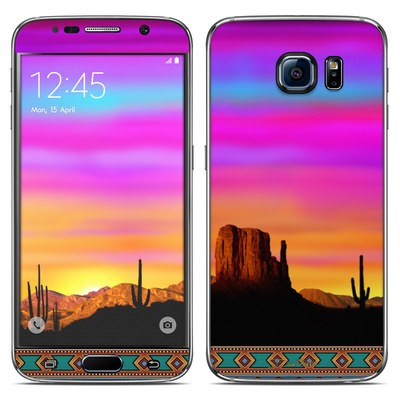 Samsung Galaxy S6 Skin - South West