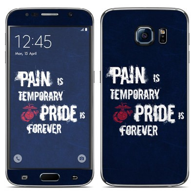 Samsung Galaxy S6 Skin - Pain is Temporary