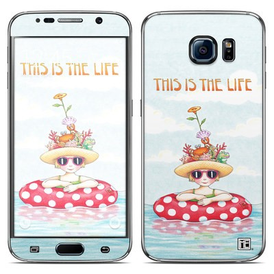 Samsung Galaxy S6 Skin - This Is The Life