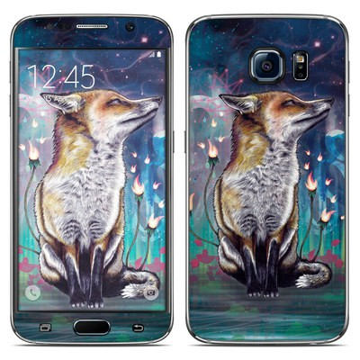 Samsung Galaxy S6 Skin - There is a Light