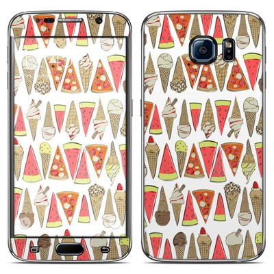 Samsung Galaxy S6 Skin - Treats