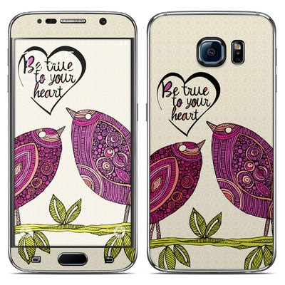Samsung Galaxy S6 Skin - True Birds