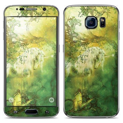 Samsung Galaxy S6 Skin - Unicorn