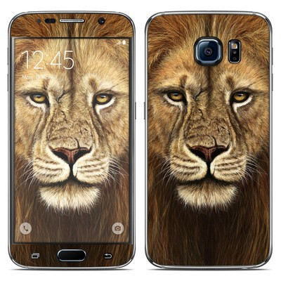 Samsung Galaxy S6 Skin - Warrior