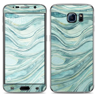 Samsung Galaxy S6 Skin - Waves