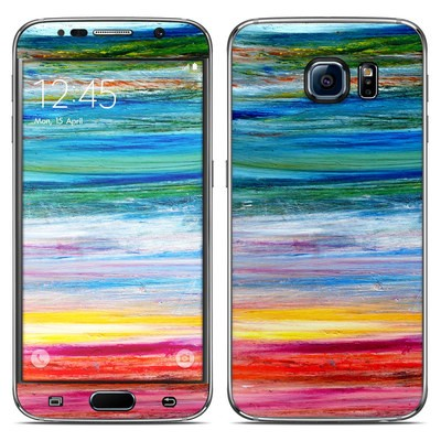 Samsung Galaxy S6 Skin - Waterfall