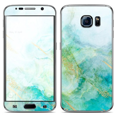 Samsung Galaxy S6 Skin - Winter Marble