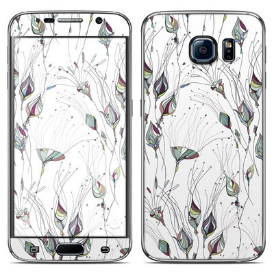 Samsung Galaxy S6 Skin - Wildflowers