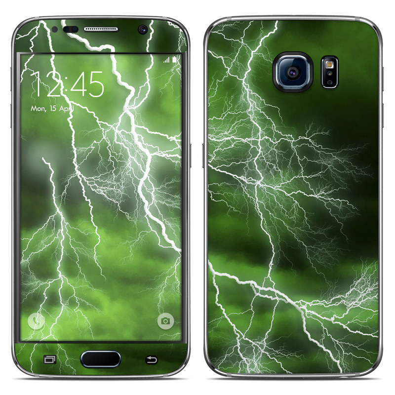 samsung s6 cases green