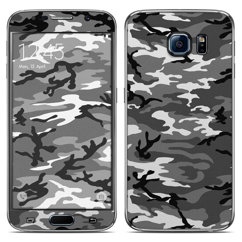 quality design 14754 4adcf Samsung Galaxy S6 Skin - Urban Camo