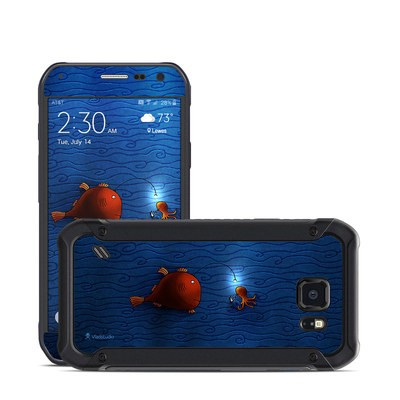 Samsung Galaxy S6 Active Skin - Angler Fish