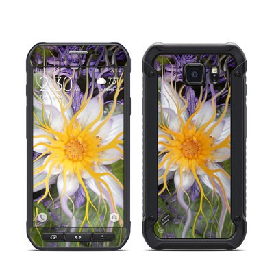 Samsung Galaxy S6 Active Skin - Bali Dream Flower