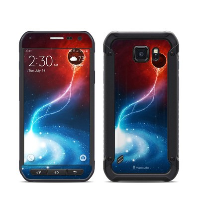 Samsung Galaxy S6 Active Skin - Black Hole
