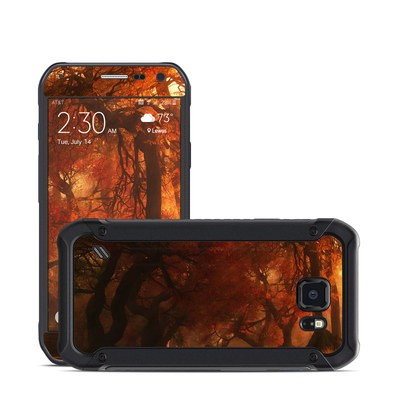Samsung Galaxy S6 Active Skin - Canopy Creek Autumn