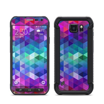Samsung Galaxy S6 Active Skin - Charmed