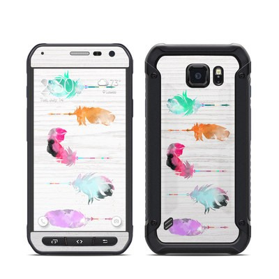 Samsung Galaxy S6 Active Skin - Compass