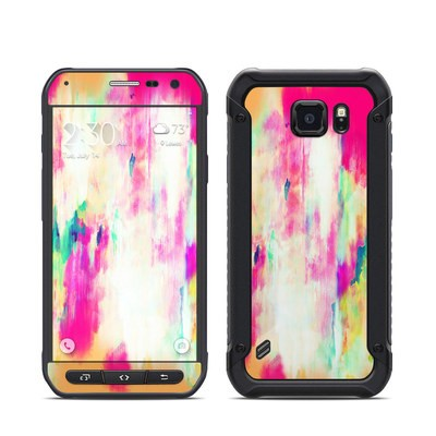 Samsung Galaxy S6 Active Skin - Electric Haze