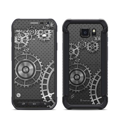 Samsung Galaxy S6 Active Skin - Gear Wheel