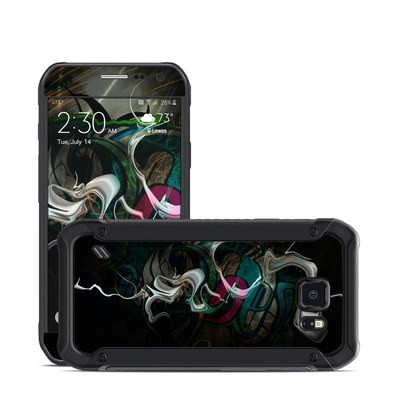 Samsung Galaxy S6 Active Skin - Graffstract