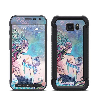 Samsung Galaxy S6 Active Skin - Last Mermaid