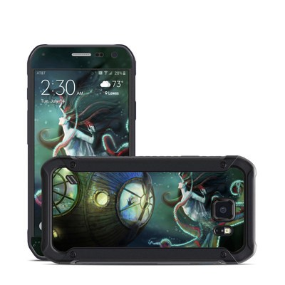 Samsung Galaxy S6 Active Skin - 20000 Leagues