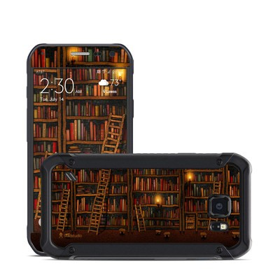 Samsung Galaxy S6 Active Skin - Library