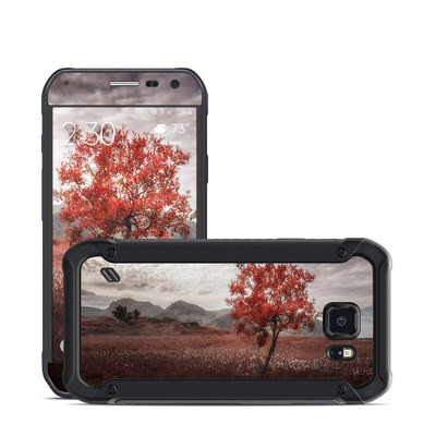 Samsung Galaxy S6 Active Skin - Lofoten Tree