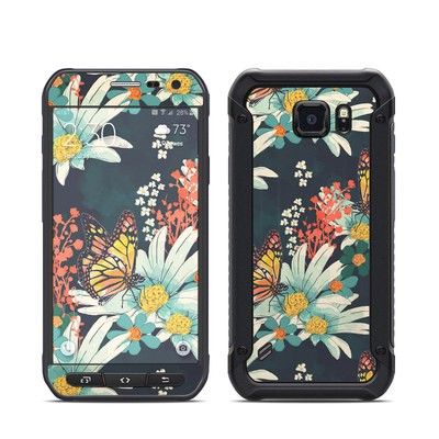 Samsung Galaxy S6 Active Skin - Monarch Grove