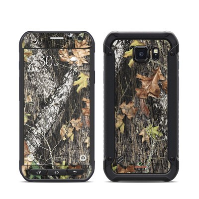 Samsung Galaxy S6 Active Skin - Break-Up