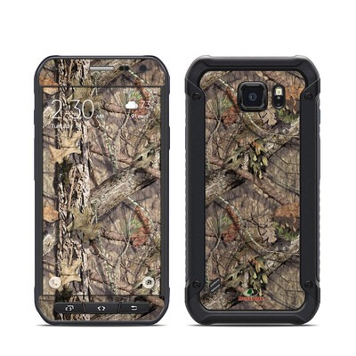 Samsung Galaxy S6 Active Skin - Break-Up Country