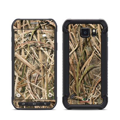 Samsung Galaxy S6 Active Skin - Shadow Grass Blades