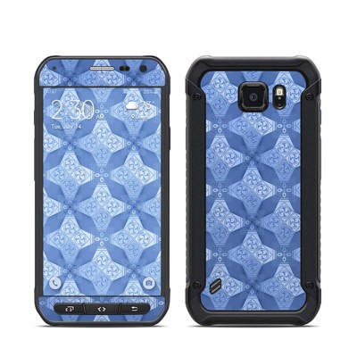 Samsung Galaxy S6 Active Skin - Northern Lights
