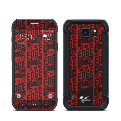 Samsung Galaxy S6 Active Skin - On the Edge