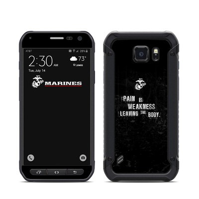 Samsung Galaxy S6 Active Skin - Pain