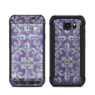 Samsung Galaxy S6 Active Skin - Royal Crown
