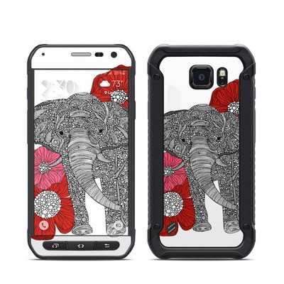 Samsung Galaxy S6 Active Skin - The Elephant