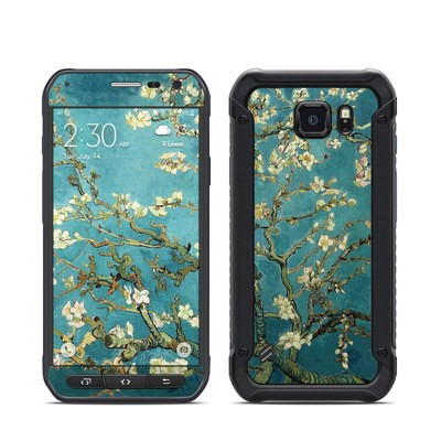 Samsung Galaxy S6 Active Skin - Blossoming Almond Tree