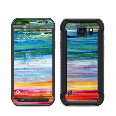 Samsung Galaxy S6 Active Skin - Waterfall