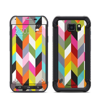 Samsung Galaxy S6 Active Skin - Ziggy Condensed