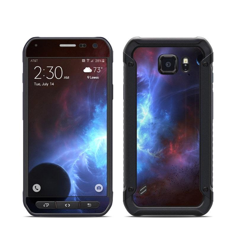 samsung galaxy s6 active skin pulsar by digital blasphemy decalgirl. Black Bedroom Furniture Sets. Home Design Ideas