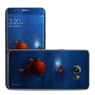 Samsung Galaxy S6 Edge Plus Skin - Angler Fish