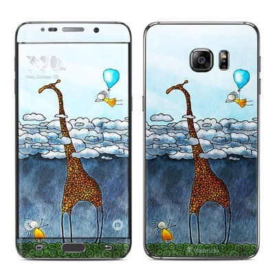 Samsung Galaxy S6 Edge Plus Skin - Above The Clouds