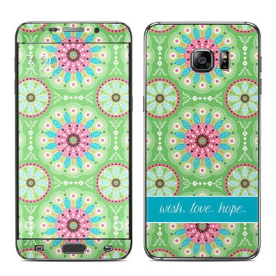 Samsung Galaxy S6 Edge Plus Skin - Boho