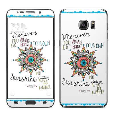 Samsung Galaxy S6 Edge Plus Skin - Bring Your Own