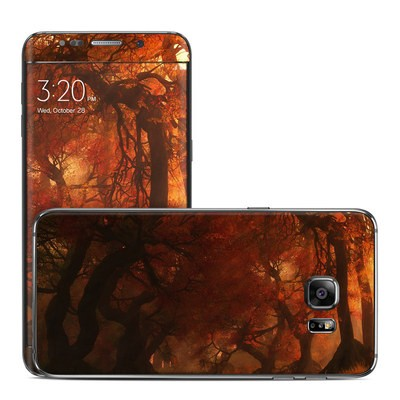 Samsung Galaxy S6 Edge Plus Skin - Canopy Creek Autumn
