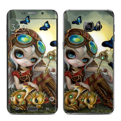 Samsung Galaxy S6 Edge Plus Skin - Clockwork Dragonling