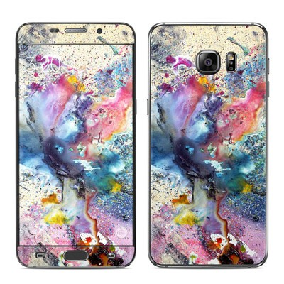 Samsung Galaxy S6 Edge Plus Skin - Cosmic Flower