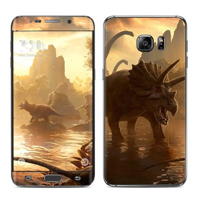 Samsung Galaxy S6 Edge Plus Skin - Cretaceous Sunset